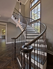 Stairs - Luxury House