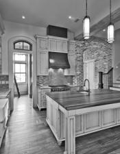 Luxury House Builder Kitchen