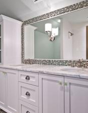 Spare Bath in WaterColor Luxury Home