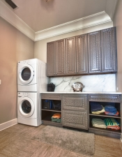Laundry Room in 30A Home