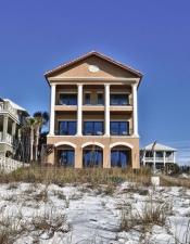 30A Beach Front Construction