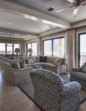 Living Area - 30A Home