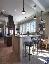Kitchen Bar in 30A Home