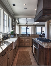 Kitchen in 30A Home