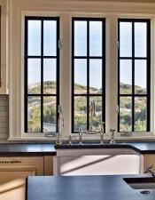 Luxury Home Kitchen Window