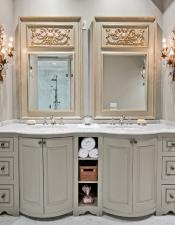 Luxury Home Builders Master Bath