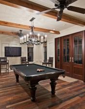 Luxury Home Pool Table