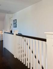 2nd Floor Banister - Luxury House