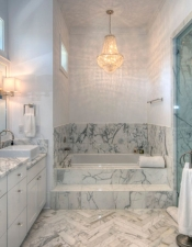 Master Bath Luxury Home