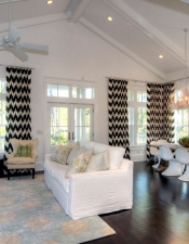 Living Room 2 - Luxury Homes