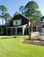 Luxury Home Yard