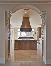 Luxury Kitchen East