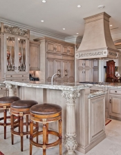 Kitchen - Luxury Home Builder