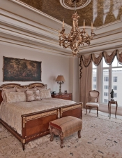Master Bed - Luxurious Home