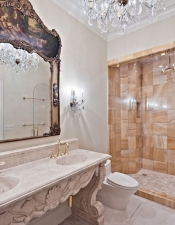Shower Custom Home